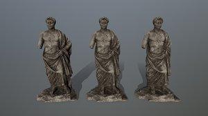 3D statue 1