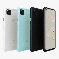 Google Pixel 4a All Color