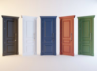 5 Colors Doors Pack