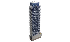 224 king building exterior 3D
