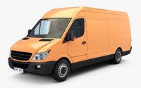 Generic Van Cargo v 2