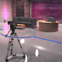 VR Studio Talkshow