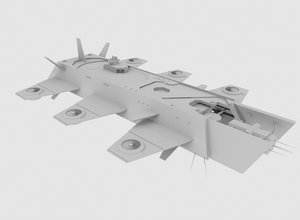 3D just cause model