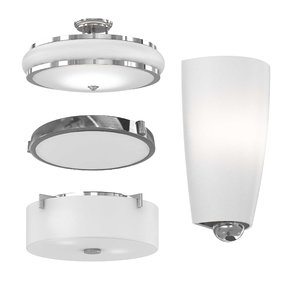 lights modern 4 3D model