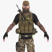 Mercenary PBR 2020
