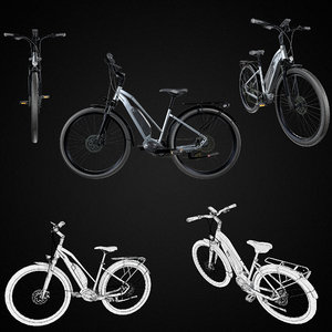 bicycle pbr 3D model