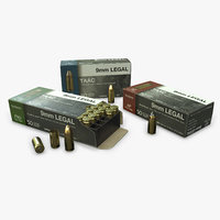 9mm Pistol Ammunition Pack