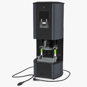 dental printer surgical guide 3D model