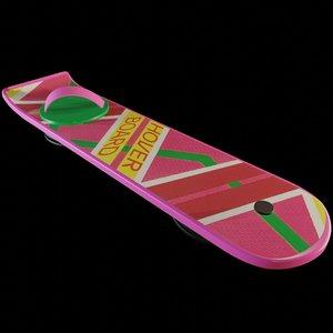 future hoverboard model