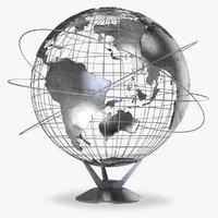 Earth Globe V3