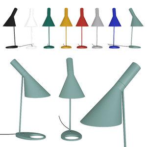 3D lamp aj louis poulsen