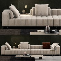 Minotti Freeman Tailor Sofa 1