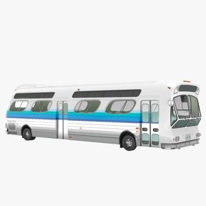 3D bus flxible new