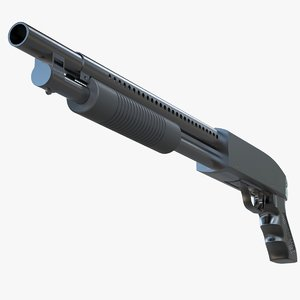 shortgun short pump 3D