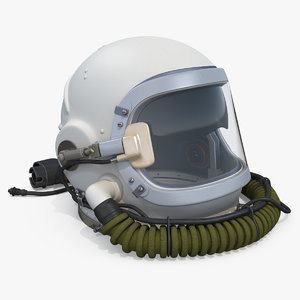 altitude flying helmet gsh6 3D model