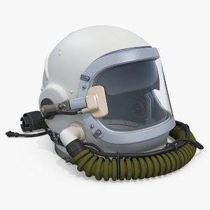 altitude flying helmet gsh6 3D model