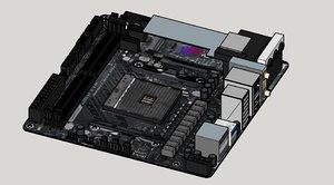 asus x570 gaming motherboard model