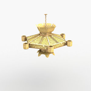 lantern 0002 3D