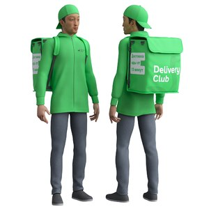 3D delivery model