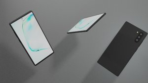 phone note 10 3D model