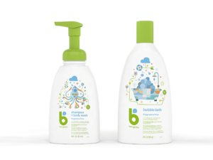 babyganics shampoo body wash model
