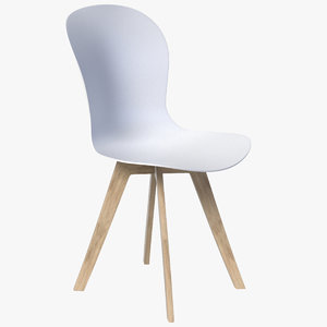 chair adelaide seat 3D model
