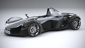 bac mono 2020 3D model