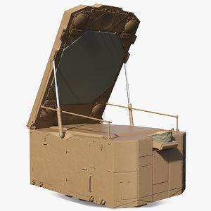 3D s300 desert radar flap