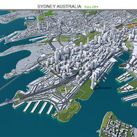Sydney City in Australia