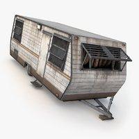 Caravan Trailer House