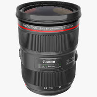 Canon EF Zoom Lens 24 70