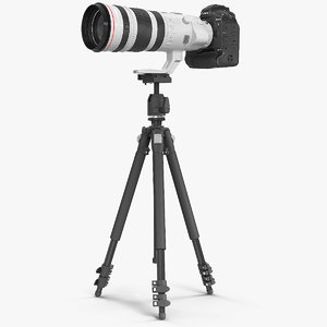 3D canon ef 200 400mm