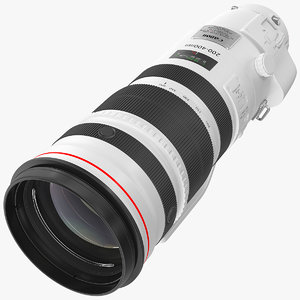 3D canon lens ef 200