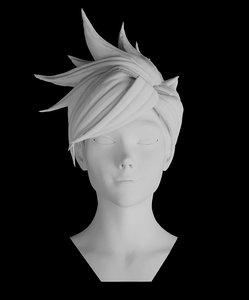 3D printing file statue