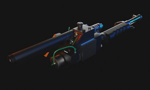 3D proton ghostbusters
