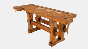 carpenter table model