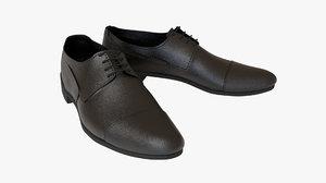 shoes oxford 3D