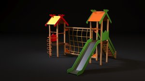 children complex small 3D