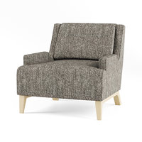 Perfect Pitch Lounge Chair