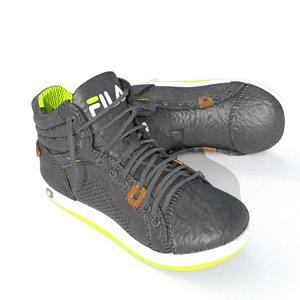 3D ankle shoes