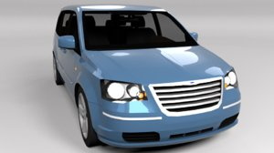 chrysler voyager model