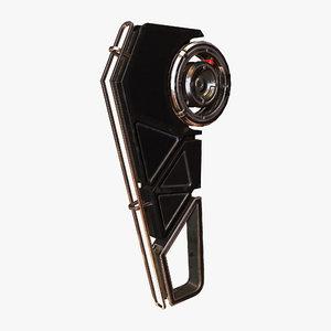 3D defense screen
