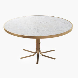 table tavolo basso 3D