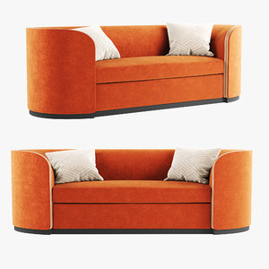 3D sofa edie holly