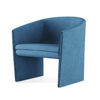 Tacchini Curve Armchair