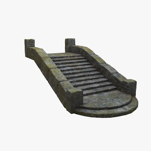 stone steps v2 model