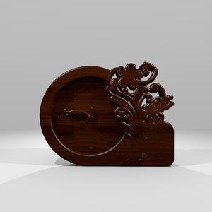 ornamental javanese 3D