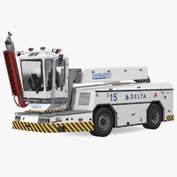 Safeaero 220 Deicing Vehicle Folded