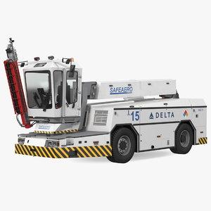 safeaero 220 deicing vehicle model