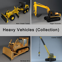 Heavy Vehicle Collection 1